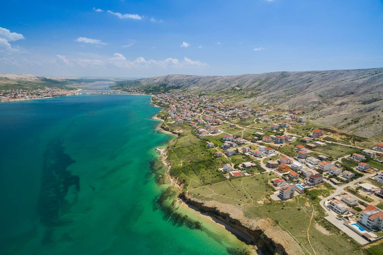 island of pag croatia