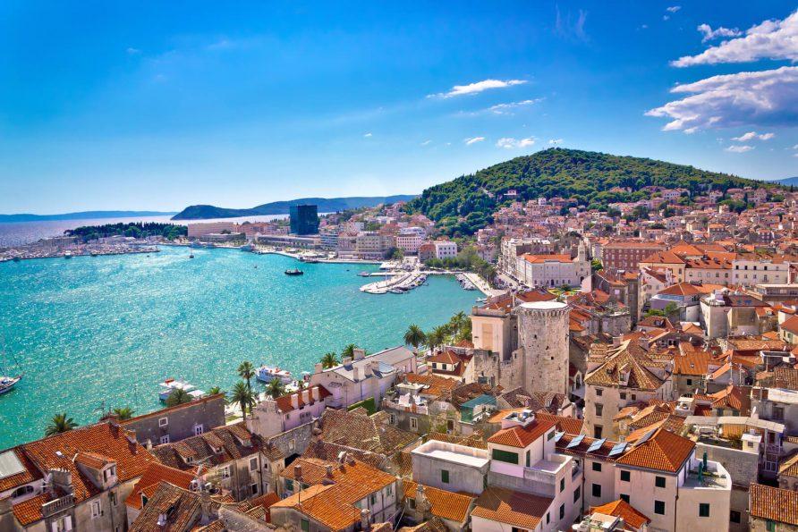 Historische Stadt Split